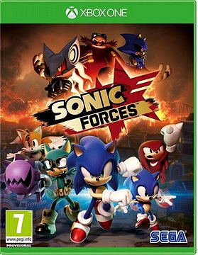 Sonic Forces D1 Edition - Xbox One