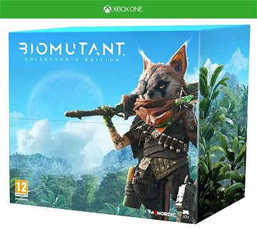 Biomutant Collector's Edition - Xbox One